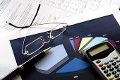 picture of financial management  - various financial tools - JPG