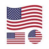 flag poster