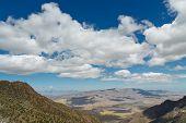 picture of anza  - Dramatic Cloudscape at Anza - JPG