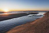 Cape Cod Tide Pool At Sunrise - Cape Cod poster