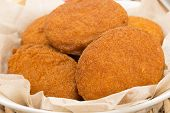 pic of brazilian food  - Acaraje  - JPG