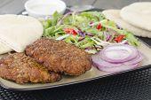 foto of raita  - Shami Kebabs  - JPG