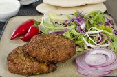 picture of raita  - Shami Kebabs  - JPG