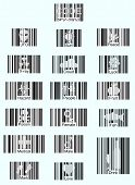 pic of x-ray fish  - Illustration creative barcode icons sign text vector - JPG