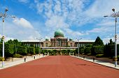 picture of minister  - Malaysia Prime Minister Office at Putrajaya Malaysia - JPG