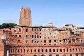 Rome Landmark poster