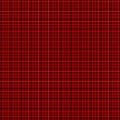 Tartan Traditional Checkered British Fabric Seamless Pattern, Black And Red, Vector...