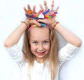 stock photo of loom  - Loom bangs - JPG