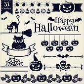 stock photo of happy halloween  - Happy Halloween - JPG