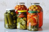picture of marinade  - House canned food - JPG