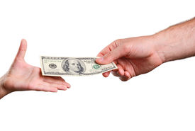 picture of two dollar bill  - man - JPG
