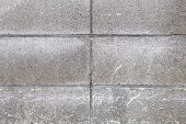 picture of cinder block  - Concrete block wall texture and background seamless - JPG