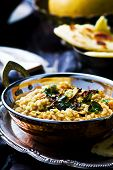 picture of tadka  - dhal with pumpkin - JPG