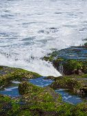 pic of tanah  - Amazing landscape at Tanah Lot temple - JPG