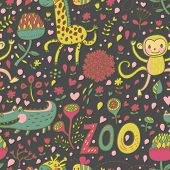 stock photo of crocodiles  - Sweet animals - JPG