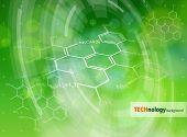 image of ecology  - Ecology technology concept  - JPG