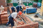 picture of bricklayer  - Tyumen - JPG
