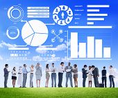 stock photo of policy  - Planning Plan Strategy Data Information Policy Vision Concept - JPG