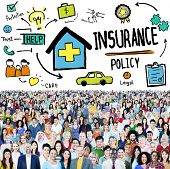 picture of policy  - Insurance Policy Help Legal Care Trust Protection Protection Concept - JPG