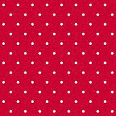 Seamless Polka-dotted Background