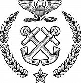 US Navy insignia