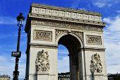 foto of charles de gaulle  - Arc De Triomphe De L - JPG