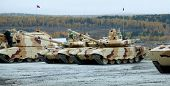 new T-90MC is a Russian main battle tank (MBT)