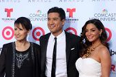 LOS ANGELES - SEP 27:  Mario Lopez at the 2013 ALMA Awards - Arrivals at Pasadena Civic Auditorium o