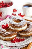 pic of cream puff  - Cream puff rings  - JPG