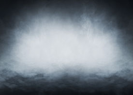 picture of suspension  - Smoke over black background - JPG