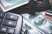 stock photo of subtraction  - Money - JPG