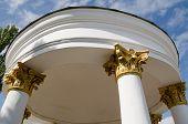 picture of greek-architecture  - Architectural landmark  - JPG