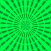 pic of neon green  - Regular black and neon green radial rays pattern made seamless - JPG