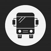 foto of bus driver  - Bus Icon - JPG