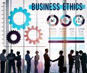 foto of honesty  - Business Ethnics Awareness Honesty Legal Concept - JPG