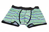 foto of boxer briefs  - striped men - JPG