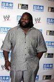 LOS ANGELES - AUG 11: Mark Henry arriving at the