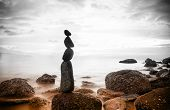 stock photo of stability  - Nature background - JPG