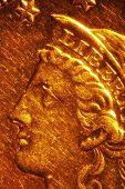 Постер, плакат: Gold Coin
