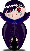 image of dracula  - Nested doll in Dracula - JPG