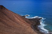 stock photo of volcanic  - volcanic abstract  - JPG