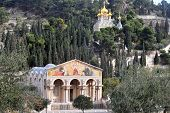 picture of church mary magdalene  - Gethsemane and St - JPG
