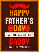picture of daddy  - Happy Father - JPG