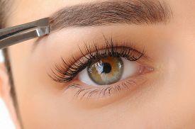 foto of eyebrows  - Make - JPG