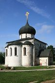image of mongol  - It was the last stone church built in Russia before the Mongol invasion - JPG