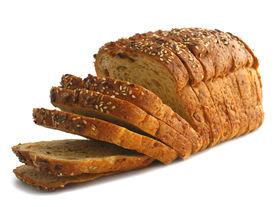 image of fresh slice bread  - Loaf of bread - JPG