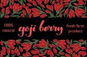Goji Berry poster