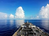 Tanker (tank Ship Or Tankship) Ship Designed To Transport Or Store Liquids Or Gases In Bulk. Types O poster