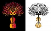 instrument music metamorphosis design
