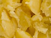 stock photo of ghee  - close up of indian ghee food background - JPG